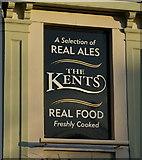 SX9364 : The Kents on Ilsham Road, Torquay by Ian S