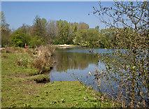 SJ7993 : Sale Water Park by Ian Greig