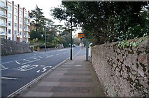 SX9364 : Speed camera on Babbacombe Road by Ian S