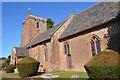 SO5928 : St Mary's church, Foy by Julian P Guffogg