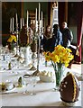 TL3350 : Wimpole Hall - Table set for Easter dinner by Rob Farrow