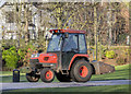 J5081 : Tractor, Bangor by Rossographer