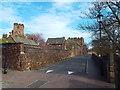 NY3955 : West Walls, Carlisle by Malc McDonald