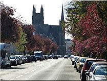 SP3265 : All Saints' Parish Church, Royal Leamington Spa by Mat Fascione