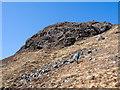 NM6026 : Upper south-eastern slope of Ben Buie by Trevor Littlewood