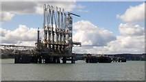 NT1580 : Hound Point Marine Terminal by Rude Health