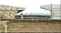J3272 : The West Stand, Windsor Park, Belfast - April 2015(3) by Albert Bridge