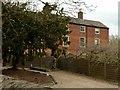 SK7327 : Old Hall Farmhouse by Alan Murray-Rust