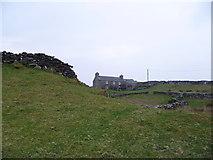 SH6130 : Ffridd Farm beside the Taith Ardudwy Way by Jeremy Bolwell
