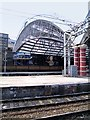 SJ3590 : Station Canopy at Liverpool Lime Street by David Dixon