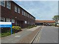 TV4899 : Seaford Health Centre, off Dane Road, Seaford by Robin Stott