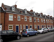 SP3265 : Temple Row, New Street, Royal Leamington Spa by Jaggery