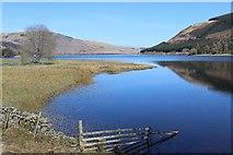 NT2320 : St Mary's Loch near Summerhope by Leslie Barrie