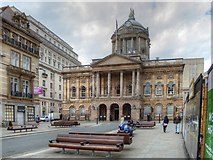SJ3490 : Liverpool Town Hall by David Dixon