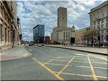 SJ3490 : Liverpool, Strand Street by David Dixon
