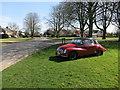 TL5528 : Auto Union 1000 in Henham by Hugh Venables