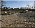 TL5528 : Preparing land on the edge of Henham by Hugh Venables