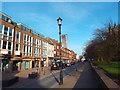 NY3956 : Castle Street, Carlisle by Malc McDonald