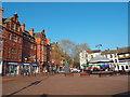 NY4055 : Carlisle Market Place by Malc McDonald