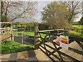 SX8178 : Culvert inlet, Bovey Tracey by Derek Harper