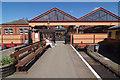 SO8376 : Kidderminster Town Station by Stephen McKay