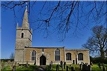 SK8707 : Egleton: St. Edmund's Church by Michael Garlick