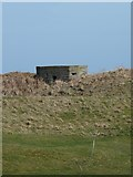 NU2422 : WW2 Pillbox - Dunstan Steads by cathietinn