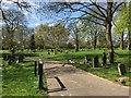 SJ8645 : Stoke (Hartshill) Cemetery (4) by Jonathan Hutchins