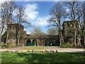 SJ8645 : Stoke (Hartshill) Cemetery chapels by Jonathan Hutchins