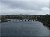 NT9953 : Royal Border Bridge by JThomas