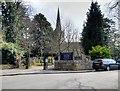 SP2054 : Holy Trinity Church by David Dixon