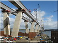 NT1178 : The Queensferry Crossing - May 2015 by M J Richardson