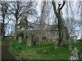 NU0139 : Church of St John the Baptist, Lowick by JThomas