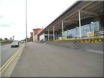 SO9098 : Sainsbury's View by Gordon Griffiths