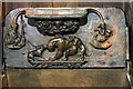SO8286 : St Mary's Church, Enville - misericord (3) by Mike Searle