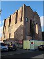 TQ3278 : Large brick building on Penrose Street, Walworth by Stephen Craven