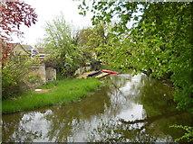 TF1309 : River Welland viewed from Market Deeping Bridge by Paul Bryan
