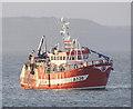 J5082 : The 'Aurelia' off Bangor by Rossographer