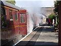 SP0532 : Steam(y) train - Toddington Station by Chris Allen