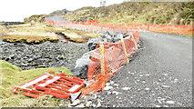 J4482 : Coastal path improvements, Helen's Bay - February 2015(5) by Albert Bridge