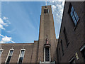 TQ3088 : Tower, Hornsey Town Hall, London N8 by Christine Matthews