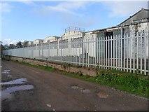 SO6401 : Industrial estate near docks by Gill