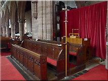 SD1779 : Inside St George, Millom (10) by Basher Eyre