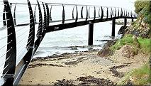 J4482 : Coastal path improvements, Helen's Bay - May 2015(2) by Albert Bridge