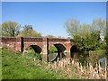 SU8985 : Fleet Bridge, Cookham Moor by Des Blenkinsopp
