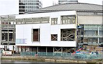 J3474 : The Waterfront Hall, Belfast - May 2015(1) by Albert Bridge