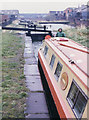 SO9988 : Oldbury Locks, Titford Canal 1978 by Guy Butler-Madden