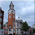 TQ4378 : Woolwich Town Hall by Stephen Craven