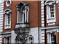 TQ4378 : Woolwich Town Hall - Mayor's balcony by Stephen Craven