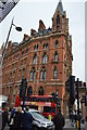 TQ3082 : Hotel frontage, St Pancras Station by N Chadwick